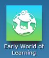 WB Early World of Learning Icon