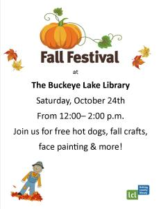 Fall Festival at Buckeye Lake